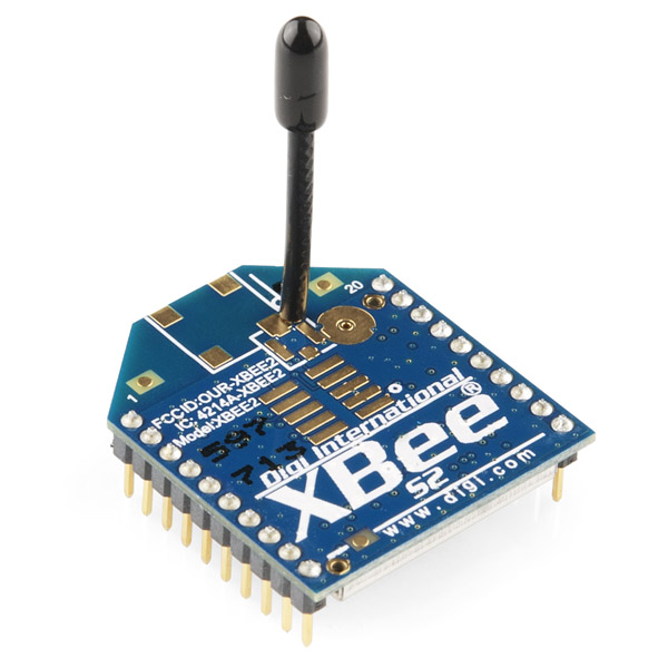 Using XBee Wireless Modules with Atmel AVR Microcontrollers