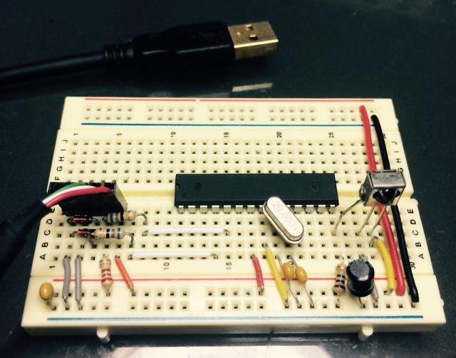 USBRemote board